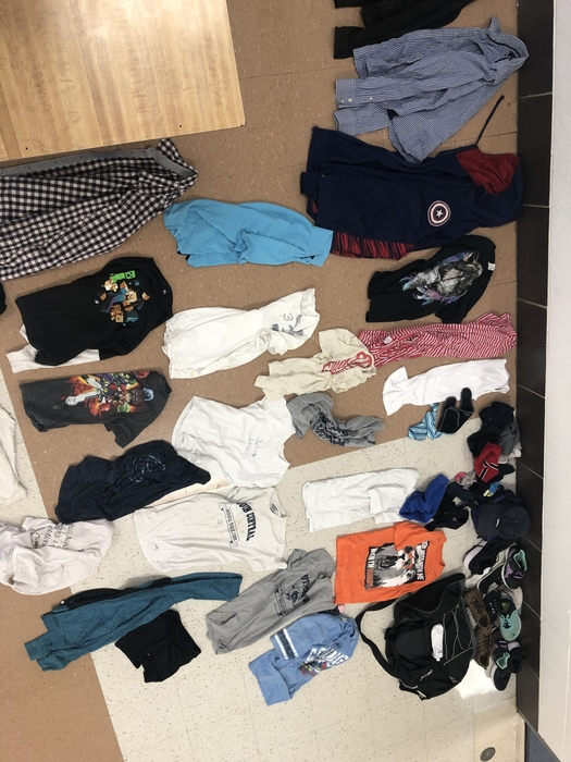 More clothes